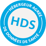 Logo certification HDS